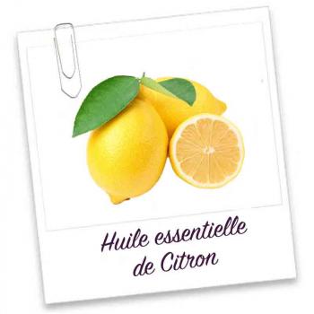 Huile essentielle- Citron