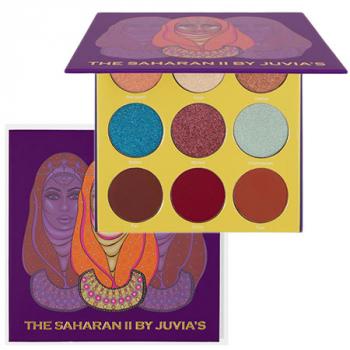 JUVIA'S PLACE The Saharan II palette