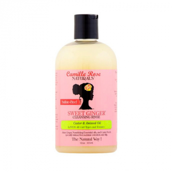 CAMILLE ROSE Etape 1 Sweet Ginger Cleansing rinse Shampoing Doux