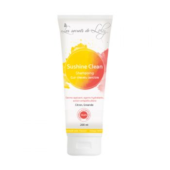 LES SECRETS DE LOLY Shampooing apaisant antipelliculaire Sunshine Clean