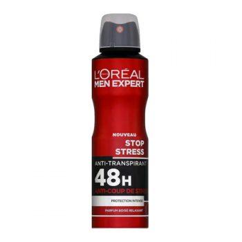 L'OREAL Men Expert Stop Stress Déodorant Atomiseur Anti-Transpirant 48H