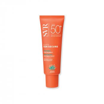 SVR Sun Secure Fluide Toucher Sec Fini Invisible SPF50+