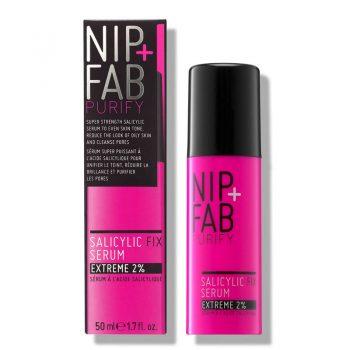 NIP+FAB Salicylic Fix Extreme 2% Serum à l'Acide Salicylique