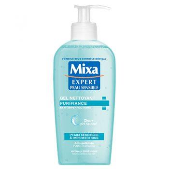 MIXA Gel nettoyant anti-imperfections Purifiance
