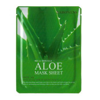 BARONESS Masque en tissu Aloe Vera