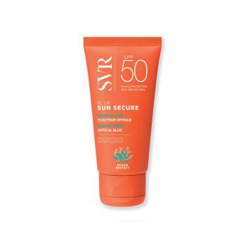 SVR Sun Secure Blur Crème Mousse Magique Flouteur Optique SPF50