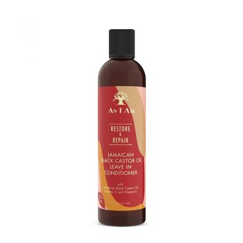 AS I AM JBCO Vitamines C&E Leave-In Conditioner Revitalisant