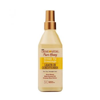 CREME OF NATURE Pure Honey Leave-in Anti-casse