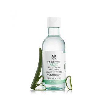 THE BODY SHOP Tonique Apaisant Hydratant à l'Aloe Vera
