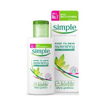SIMPLE Kind to Skin Crème Riche Hydratante Régénérante