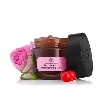 THE BODY SHOP British Rose Fresh Plumping Masque Frais Repulpant