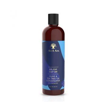 As I Am Olive Tea Tree Oil Apres shampoing