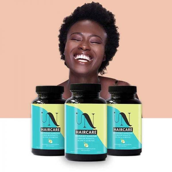 IN HAIRCARE Gummies Cure Pousse De Cheveux 3 Mois