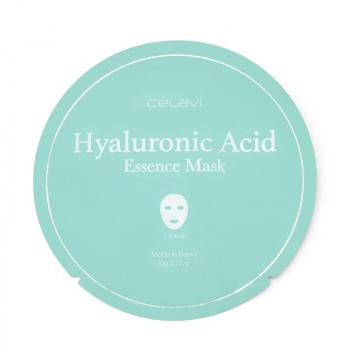 CELAVI Hyaluronic Acid Essence Masque en Tissu Coreen
