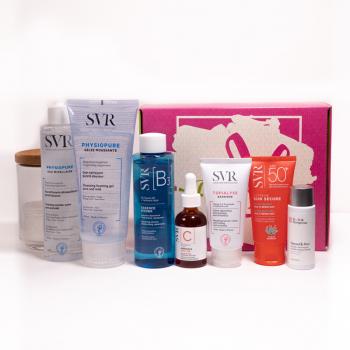 Fabella Beauty Box Skin care eclat
