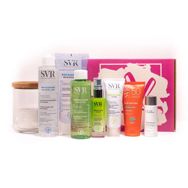 Fabella skin care box anti acné