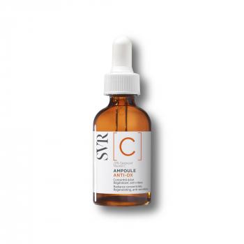 SVR Ampoule C Anti-Ox Sérum Ultra-Concentré Vitamine C Éclat Anti-rides Anti-taches